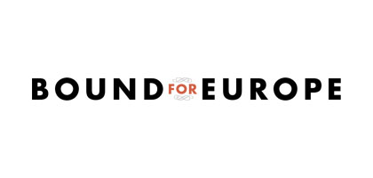 Bound for Europe Logo